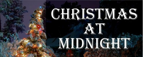 Christmas at midnight